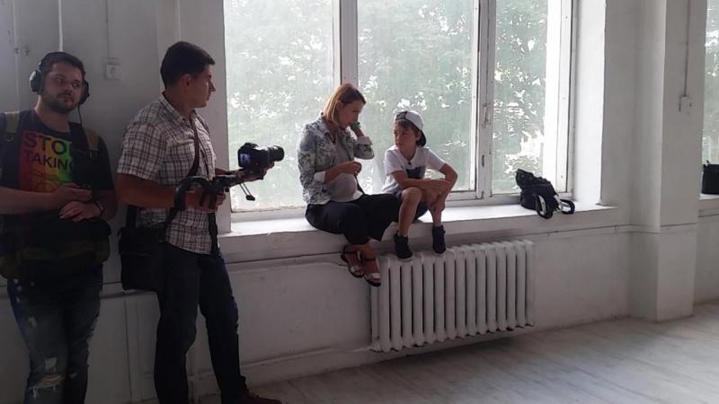 Интервью. Канал Москва 24 Суперфинал kfc football