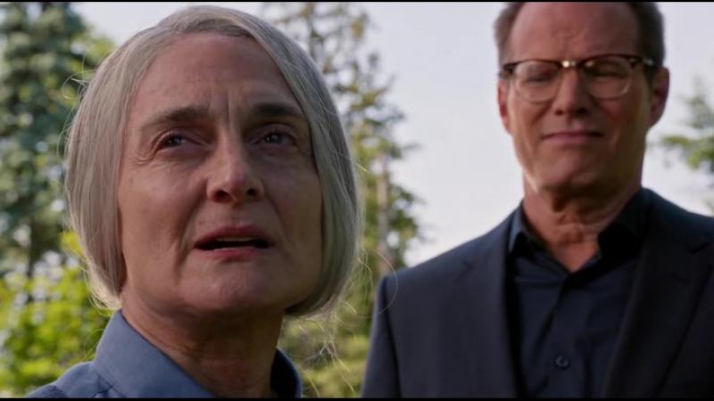 Герои : Возрождение 1 сезон 8 серия ( 2015 года )