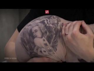 Татуированный кот стал «вором в законе»