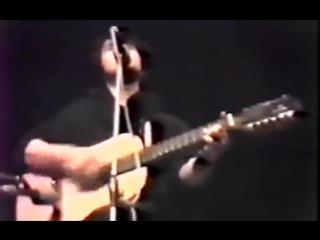✩ Когда твоя девушка больна Ленинград апрель 1988 Виктор Цой группа Кино