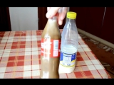 Что будет, если добавить в колу молоко