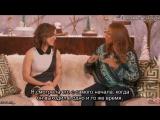 Алисса Милано на шоу Queen Latifah 10.12.13 Rus Sub