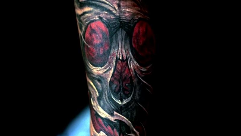 Tattoo Artist Stepan Negur