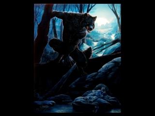 Просто волки дикой луны))