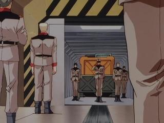 Kidou Senshi Gundam 0083: Stardust Memory | Мобильный воин ГАНДАМ 0083: Память о Звездной пыли 8 серия - OVA