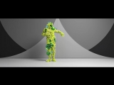 Major Lazer Light it Up (feat. Nyla Fuse ODG) Music Video Remix by Method Studios (1)