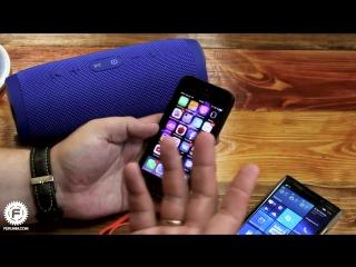 JBL Charge 3- басовитый крик души. Распаковка и обзор JBL Charge 3 от FERUMM.COM