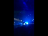 SnapChat video from DJSnake performing with Justin Bieber onstage tonight of