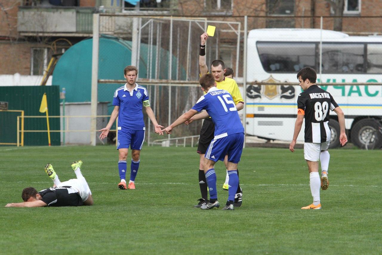Фоторепортаж с матча ФК Полтава - Динамо-2 (Киев) 2:0(1:0)