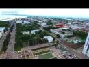 День России в Ульяновске с высоты птичьего полета