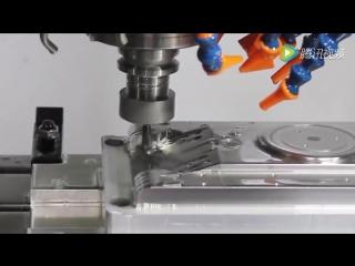 Точная стальная модель ТАНКА TYPE 99 созданная на станке с ЧПУ!