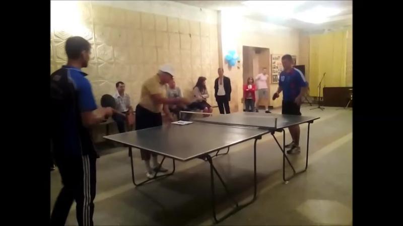 Тенісний турнір Політ мяча