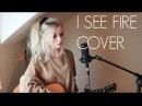 I See Fire Ed Sheeran Holly Henry Cover