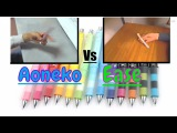 Who is The Best Dr Grip Penspinning - Ease vs Aoneko Penspinning Promo