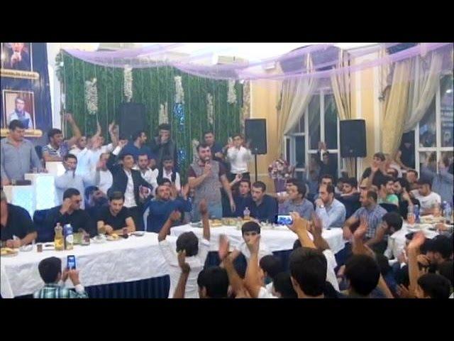 Sağa baxan kimi bilinir 2015 (Rəşad, Vüqar, Elşən, Mehman) Meyxana Balaelinin toyu