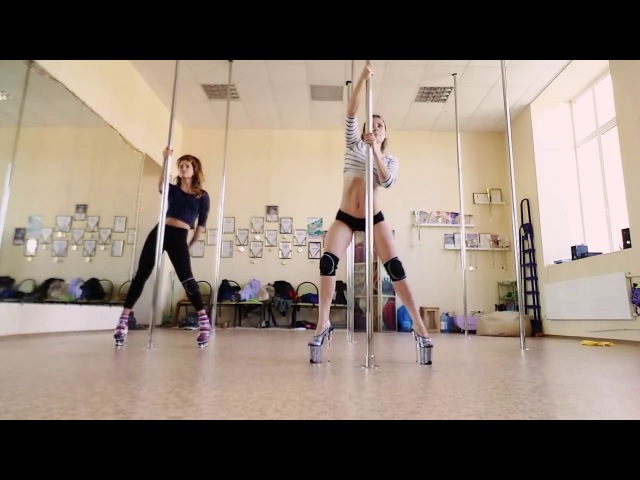 Барадина Анна . Exotic pole dance . 15.05.17