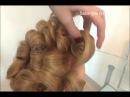 Причёска в стиле Pin up. Видео-урок