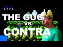 The Gug vs. CONTRA! (Beer Chugging Challenge)