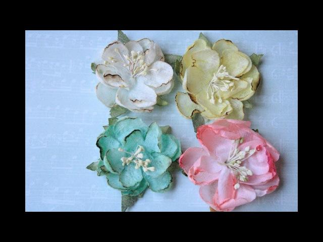 Как сделать тычинки для цветов. МК подробно