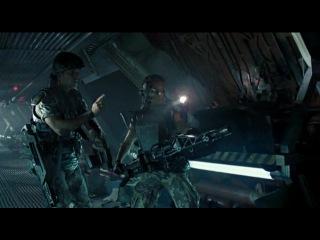 Alien on board (X-files)