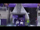 Vikings Trample the Sound Guy Running out of Tunnel NFL