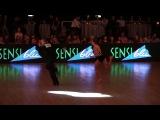 Konstantin Gorodilov & Dominika Bergmannova | Jive Final Solo Dance