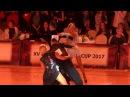 Jan Janzen - Vitalina Bunina | PasoDoble | Latin Kvartal Cup 2017 World Open Latin 1/4