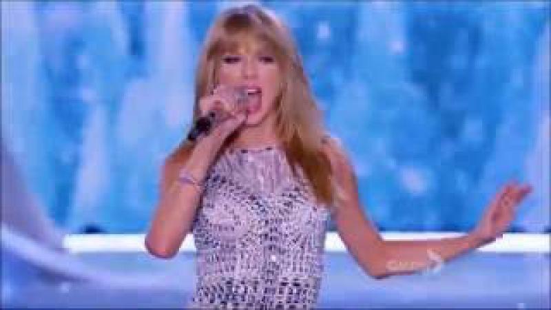 Victoria's Secret fashion show - Taylor Swift Trouble