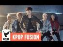 BTS - Fire | Areia Kpop Fusion 5 방탄소년단 _ 불타오르네 EDM Remix
