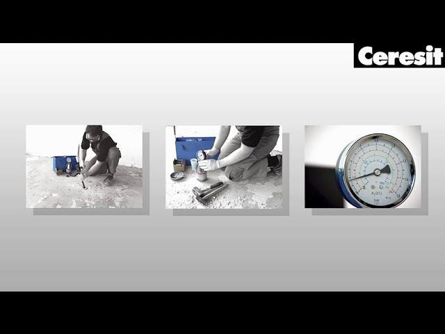 Підготовка основи підлоги матеріалами Ceresit