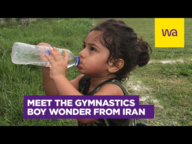 Arat Hosseini The Gymnastics Boy Wonder - Strongest Kid Ever