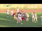 Kuban v Slava. Highlights 14 Russian Rugby Championship 2016