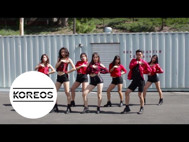 [Koreos] AOA(에이오에이) - Good Luck(굿럭) Dance Cover