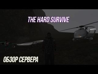 Захват вышки с админом The Hard Survive. Ивенты, перестрелки [MTA DayZ]