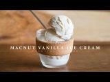 Macnut Vanilla Ice Cream (vegan)
