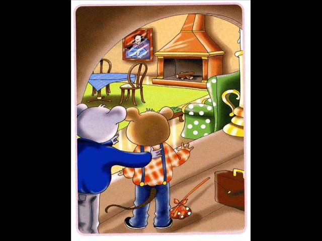 English for children. Spotlight 2. Pages 76-77. The Town Mouse And the Country Mouse.