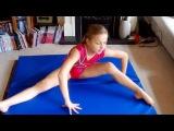 Gymnastics Warm Up Routine