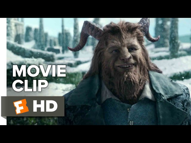 Beauty and the Beast Movie CLIP - Something There (2017) - Dan Stevens Movie