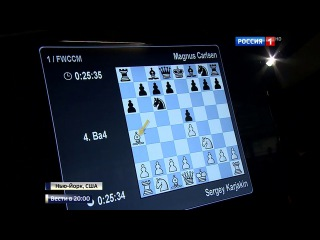 Сергей Карякин: надеюсь на возможность взять реванш у Карлсена