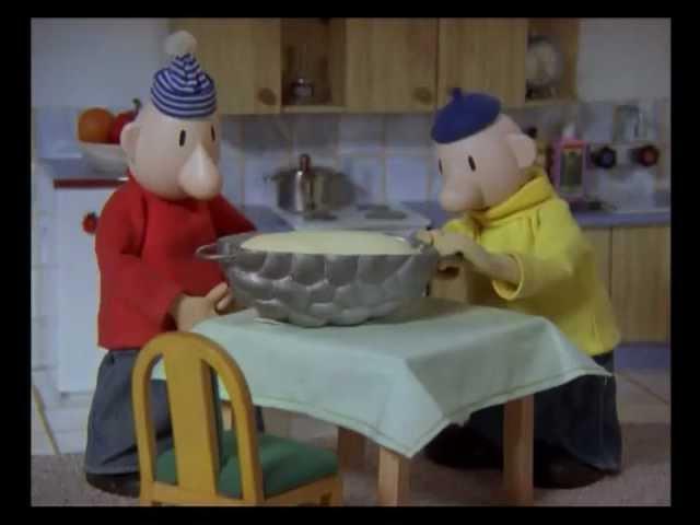 Пат и Мат. Рождественский пирог.