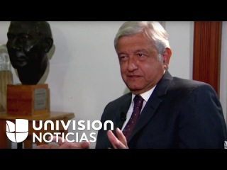 """López Obrador: """"México no ha entendido cuál es la estrategia de Donald Trump"""""""