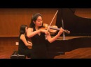 F. Chopin : Nocturne in c sharp minor for violin and piano (Arr by Nathan Milstein)