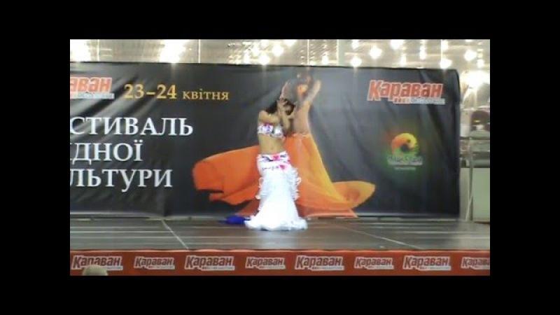 Ирина Шапоренко. Фестиваль восточной культуры. Киев. 23.04.2016