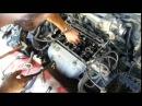 Замена маслосъемных колпачков без снятия головки гбц