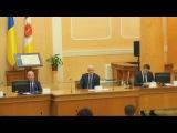 Геннадий Труханов: Решение Облсовета: здание на Затонского, 28 передали городу