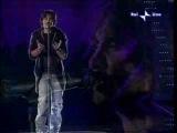 SANREMO 2008-FABRIZIO MORO-EPPURE MI HA CAMBIATO LA VITA