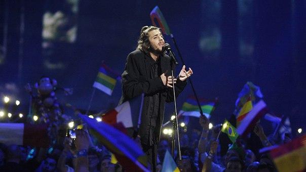 «Евровидение-2017» выиграл представитель Португалии