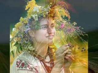 Квітка-душа - рідна країна, моя Україна.(1)