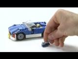 LEGO®: Советы дизайнеров - Кабриолет