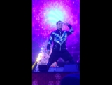 Танец Назара под песню Светланы Лободы -